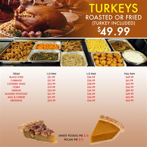 20+ traditional thanksgiving menu ideas traditional. The Best soul Food Christmas Dinner Menu - Most Popular ...