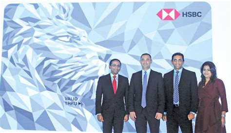 Hsbc Launches First Ever Visa Cashback Card In Sri Lanka
