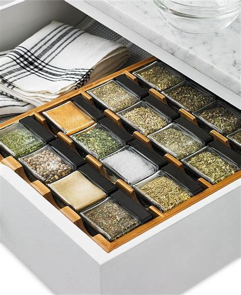 Martha Stewart Spice Rack by Martha Stewart Collection Cube Spice Rack Created For