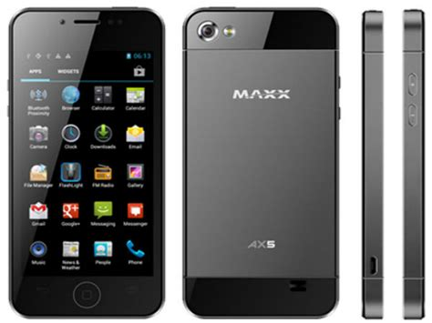 Maxx Mobile by Maxx Mobile Will Launch 9 New Smartphones 17 In Total