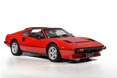 Ferrari 308 quattrovalvole ii hand neuwertig 2021, , 27 900 km. Used 1984 Ferrari 308 GTS Quattrovalvole For Sale (Special Pricing) | Motorcar Classics Stock #1628