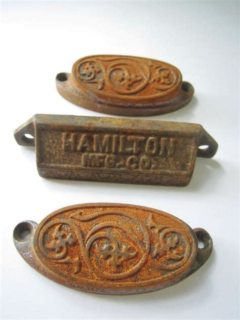 reproduction antique cabinet hardware antique drawer pulls hardware rustic industrial metal