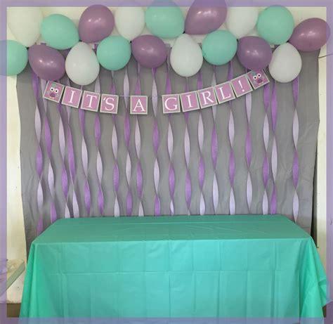 diy baby shower decorations ideas  pinterest