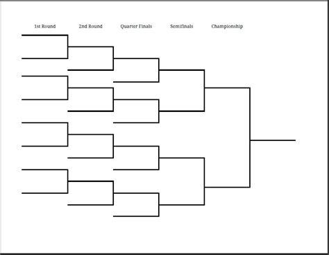 Free Printable 64 Team Tournament Bracket | Autos Post