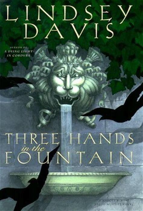 hands   fountain marcus didius falco