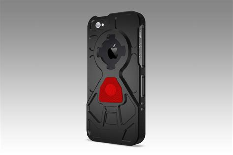 rokshield iphone 5 protects and mounts almost anywhere