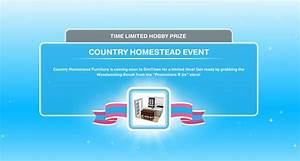 The Sims FreePlay 'Country Homestead' Event Coming Soon