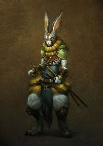 Humanoid Rabbit (: I like this as a race! | D&D ...