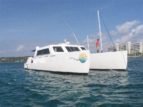 Catamaran San Andres catamaran sensation san andres isla san andres y