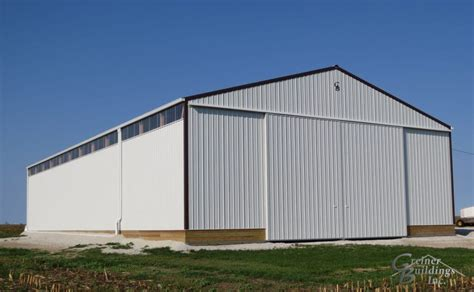 Jeff Shed by Machine Sheds In Iowa And Illinois Greiner Buildings
