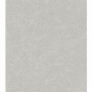 Washington Wallcoverings Light Gray Stucco Textured Vinyl ...