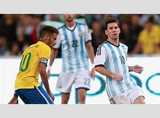 Brazil v Argentina World Cup Qualifying preview, lineups