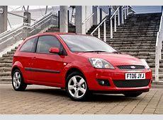Ford Fiesta 2002 Car Review Honest John