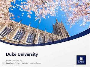 duke university powerpoint template download ppt With duke powerpoint template
