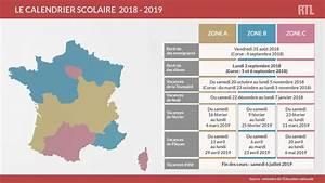 Vacances Scolaires Corse 2016 : d couvrez le calendrier des vacances scolaires 2018 2019 youtube ~ Melissatoandfro.com Idées de Décoration