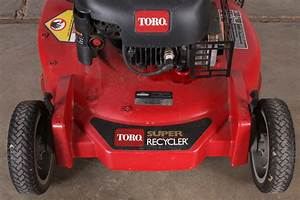 Toro Recycler 6 5 Hp Self Propelled Mower Parts Booklet