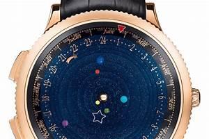 Van Cleef & Arpels's Poetic Astronomy watch | Opulent Club