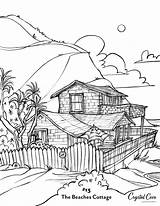 Coloring Newport Visit Conservancy Cove Courtesy Crystal sketch template