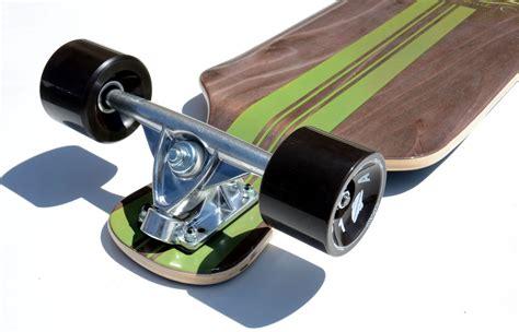 Atom 39 Drop Deck Longboard Artisan Brown by Atom 39 Quot Micro Drop Maxtrack