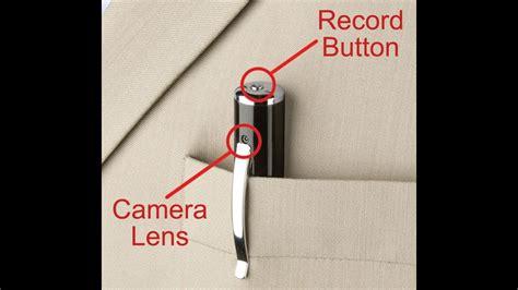 spy camera minidv  depth review  instructions