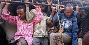 Illegal Ethiopian Immigrants on Hunger Strike at Makadara ...