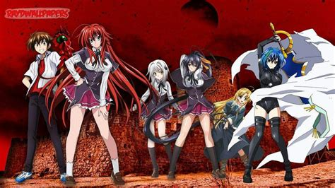 ck premium which high school dxd are you proprofs quiz