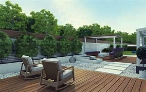 Aranżacje ogrodów: nowoczesny ogród Dom pl