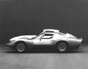 corvette xp  rear engine