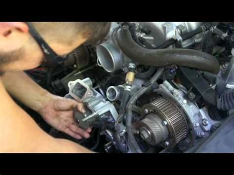 gs  timing belt  water pump replacement
