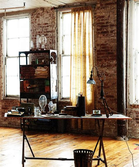 how to achieve the industrial look in your apartment