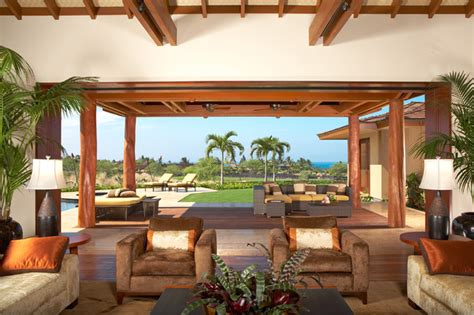 Hawaiian Home Design Ideas by Ownby Design Tropical Living Room Hawaii By Ownby