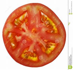 Tomato Slice Clipart - Clipart Suggest