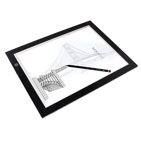 art light box for drawing diy light table drawing clublifeglobal com