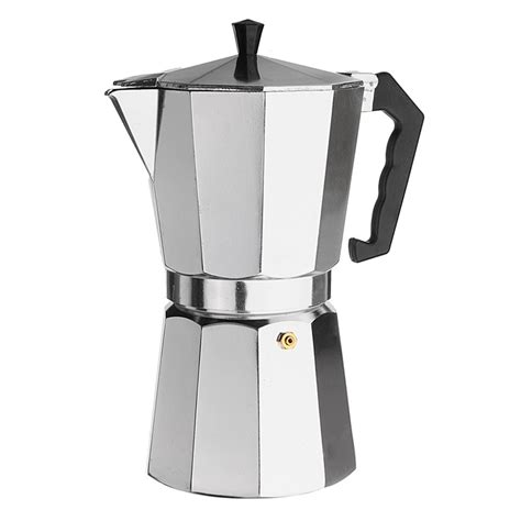 But once you get the hang of it, managing water heat with a stovetop percolator is place your percolator on the stove before setting the burner to low or medium heat. 600ML Aluminum 12 Cup Coffee Moka Pot Teapots Stove Percolator Maker Expresso Latte - Walmart.com