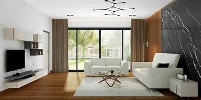 Living Furniture Interior Modern Rooms Summer Pretty