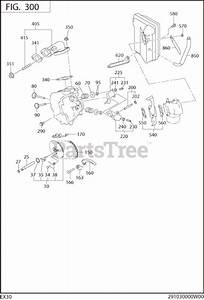Subaru Robin Parts On The 300 Intake  U0026 Exhaust Diagram For