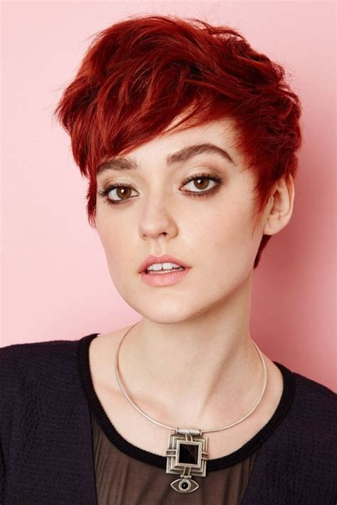 Textured Pixie Hairstyles by Textured Pixie 7 Ways To Style Your Hair With A