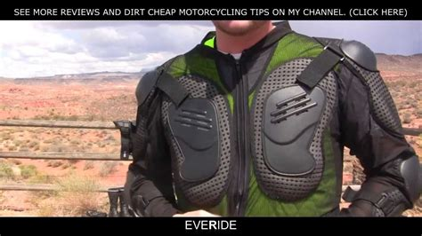 Tms Armored Motorcycle Jacket Review O#o
