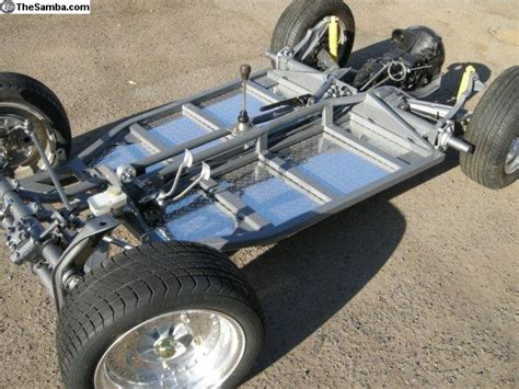 Tube Chassis For Manx Cars