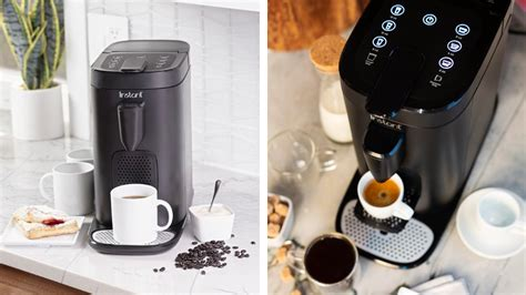 With its 'strong brew' button, creating a punchy coffee has never been this easy. Instant Pod deal: Save 33% on Instant Brands' coffee/espresso machine