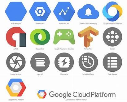 Cloud Google Platform Solution Conceptdraw Office Solutions
