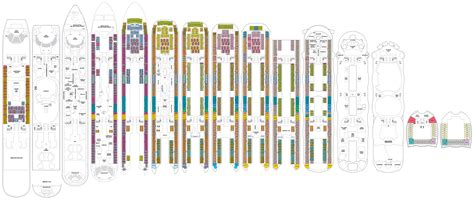 radiance of the seas deck plans 2015 100 freedom of the seas floor plan deck plans