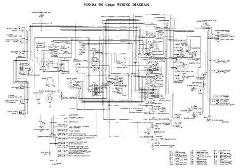 Honda Coupe Wiring Diagram User Manual