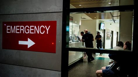 Canberra's hospital emergency department wait times among ...