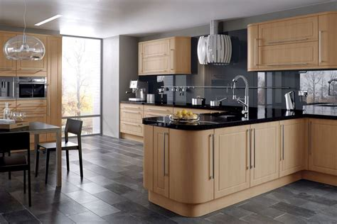 Ashford Style Kitchen  Canadian Maple  Lark & Larks