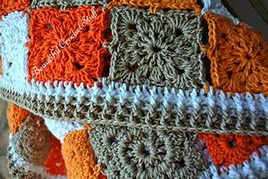 Ergahandmade  Crochet Blanket   Diagrams   Free Pattern