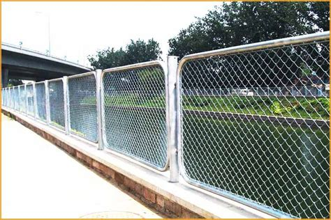 factory price portable chain link fence panel buy
