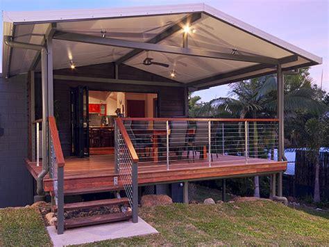 solar outdoor patio design decking house ideas