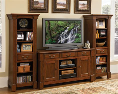 cherry wood entertainment center homesfeed