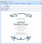 Microsoft Outlook Christmas Templates For Holiday Party Design Invitations In PowerPoint YouTube How To Make Your Own Wedding Invitations Eccentric Designs By Latisha Horton How To Make